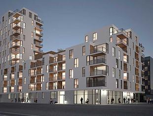 Baumat i prefabrykacja we współczesnej architekturze. Zespół budynków Malmö Live w Szwecji