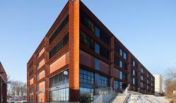 Budynek Centrum Innowacji i Zaawansowanych Technologii Politechniki Lubelskiej