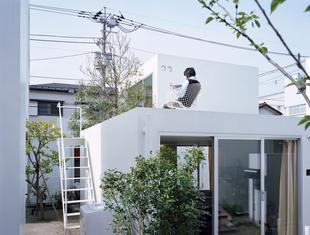 Japoński dom po 1945 roku