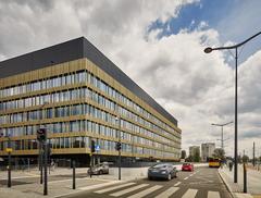 Nowa Fabryczna w Łodzi - nowoczesny biurowiec projektu medusagroup już gotowy