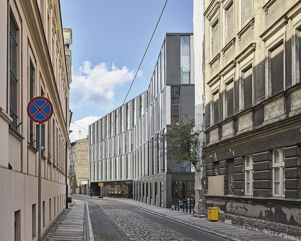 Biurowiec za Bramką w Poznaniu