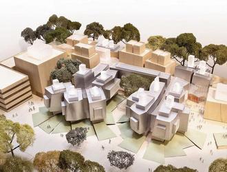 Centrum Muzyki obok zespołu Akademii Muzycznej projektu Franka Gehry'ego – ruszył konkurs na kolejny obiekt krakowskiej dzielnicy muzycznej